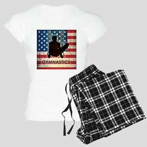 Grunge USA Gymnastics Women's Light Pajamas
