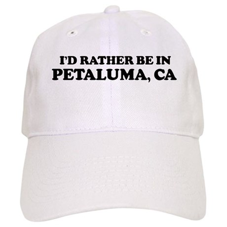 Rather: PETALUMA Cap