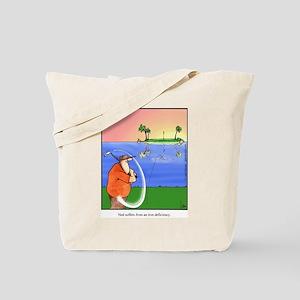 GOLF 013 Tote Bag