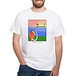 GOLF 013 White T-Shirt