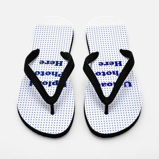 Custom Flip Flop design 1 Flip Flops