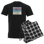 Stinson Beach product  Men's Dark Pajamas
