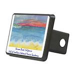 Stinson Beach product  Rectangular Hitch Cover