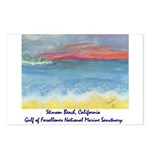 Stinson Beach product  Postcards (Package of 8