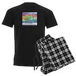 Santa Cruz Island cinmls product Men's Dark Pa