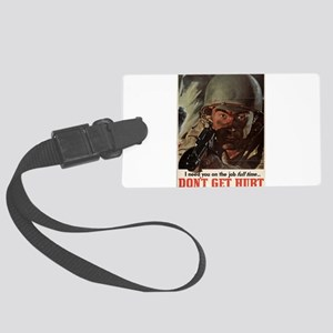 mpw00027 Large Luggage Tag