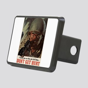 mpw00027 Rectangular Hitch Cover