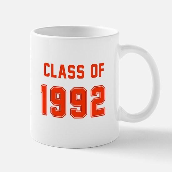 Class of 1992 Orange Mugs