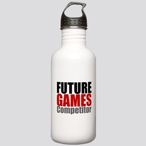 Future Games Competitor Stainless Water Bottle 1.0