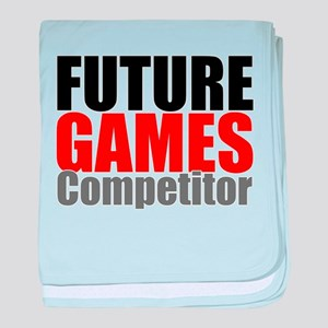 Future Games Competitor baby blanket