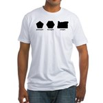 Polygon Oregon Fitted T-Shirt