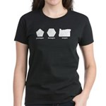 Polygon Oregon Women's Dark T-Shirt