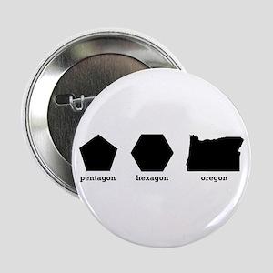 "Polygon Oregon 2.25"" Button"