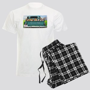 Corgi Pick Me Up! Men's Light Pajamas