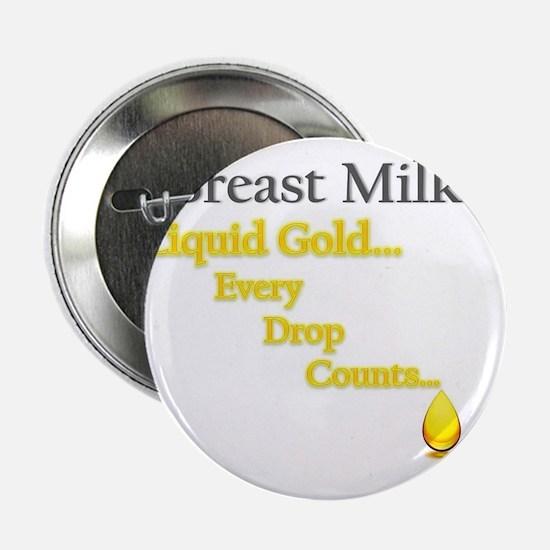 "Liquid Gold 2.25"" Button"
