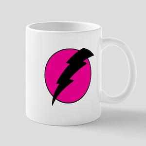 Flash Bolt Pink Lightning Mug