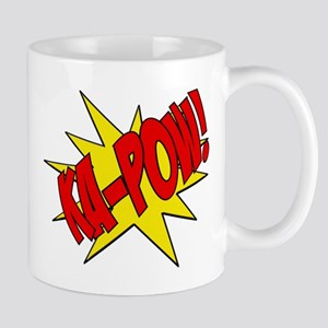 pow, kapow, ka-pow Mug