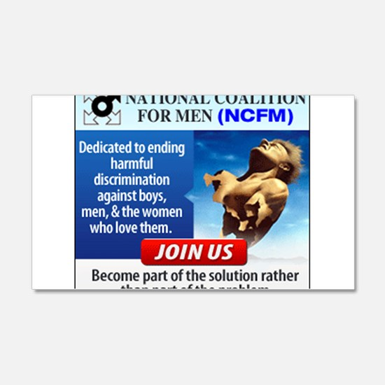 JOIN NCFM Wall Decal