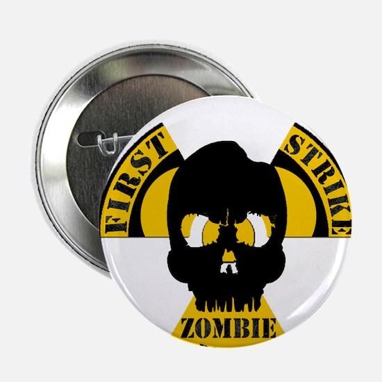 "Radioactive Zombie Patrol 2.25"" Button"