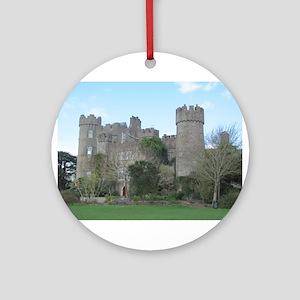 Malahide Castle Ornament (Round)