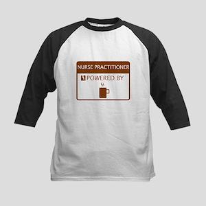 Nurse Practitioner Powered by Coffee Kids Baseball