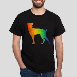 Japanese Terrier Black T-Shirt