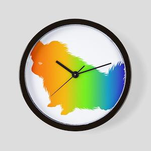 Mi-Ki Wall Clock