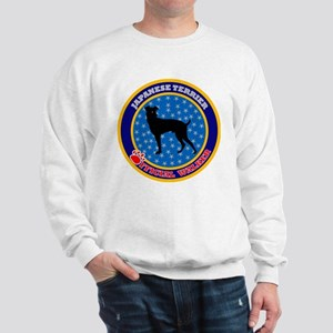 Japanese Terrier Sweatshirt