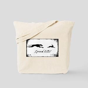 Speed Kills Tote Bag