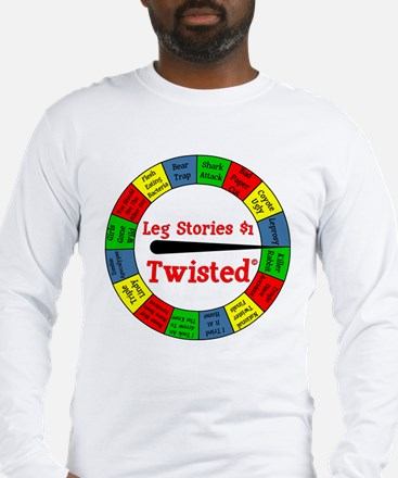 Twisted Leg Stories Long Sleeve T-Shirt