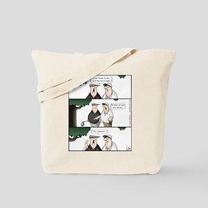 GOLF 042 Tote Bag