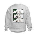 GOLF 042 Kids Sweatshirt
