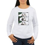GOLF 042 Women's Long Sleeve T-Shirt