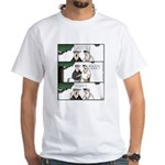 GOLF 042 White T-Shirt