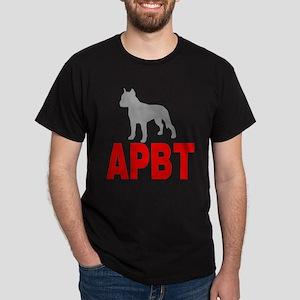 PIT BULL APBT Dark T-Shirt