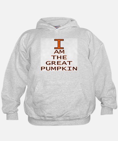 I am the Great Pumpkin Hoodie