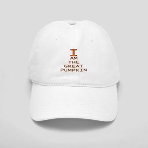 I am the Great Pumpkin Cap