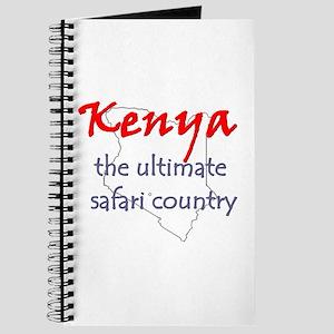 Kenya Goodies Journal