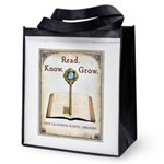 Key to Success Reusable Grocery Bag