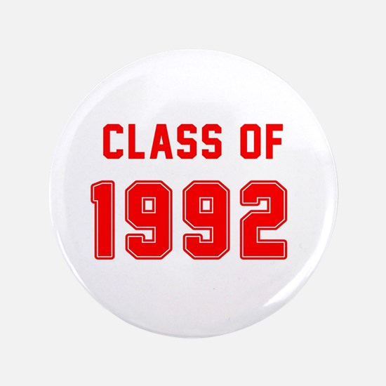 Class Of 1992 Red Button