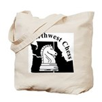 Northwest Chess Tote Bag