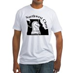 Northwest Chess Fitted T-Shirt