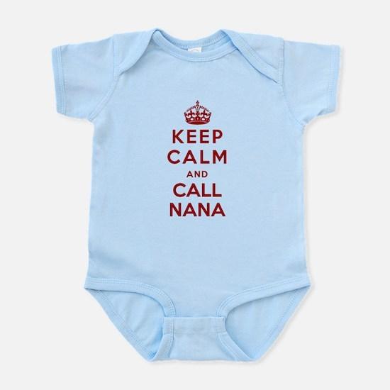 Call your Nana Infant Bodysuit