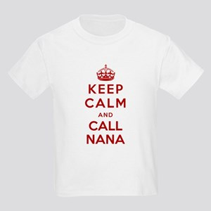 Call your Nana Kids Light T-Shirt
