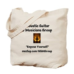 """AGMGroup """"Expose Yourself"""" Tote Bag"""