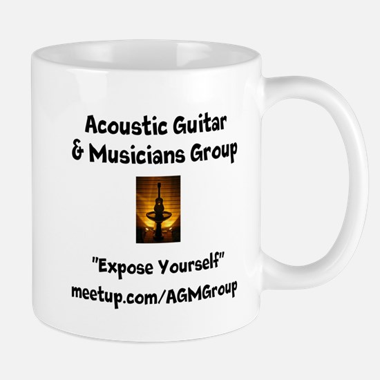 "AGMGroup ""Expose Yourself"" Mug"