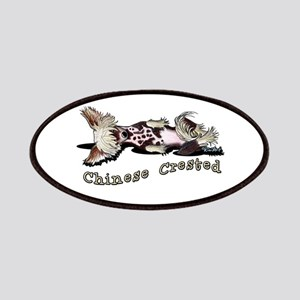 Flirty Chinese Crested Patches