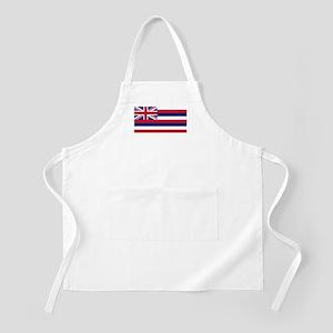 Hawaii State Flag Apron