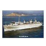 USS ACADIA Postcards (Package of 8)