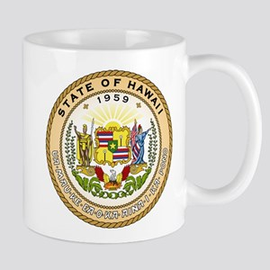 Hawaii State Seal Mug